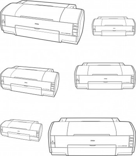 User manual Epson Stylus Photo 1400 (88 pages)