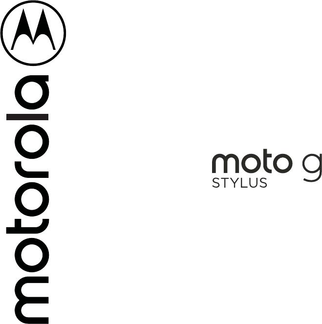 User manual Motorola Moto G Stylus (39 pages)