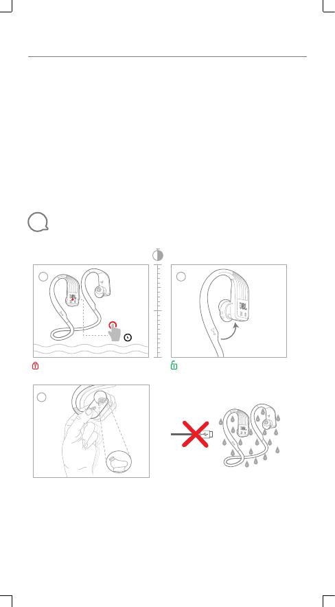 User manual JBL Endurance Dive (26 pages)