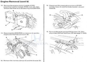 Accord Honda 1992 1993 Manual de Reparacion y Mantenimiento