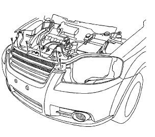 Pontiac G3 2004 2005 2006 Manual De Reparacion Mecanica y