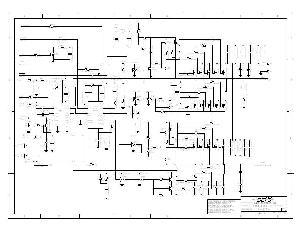 Сервисная инструкция APC SMART-UPS-1000, 1400 (схема