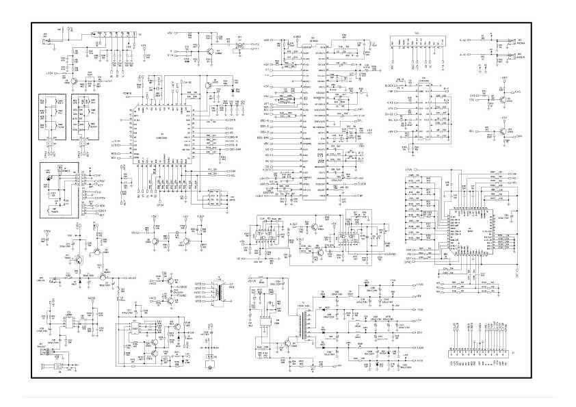 Сервисная инструкция Cameron CTV-7009 ― Manual-Shop.ru