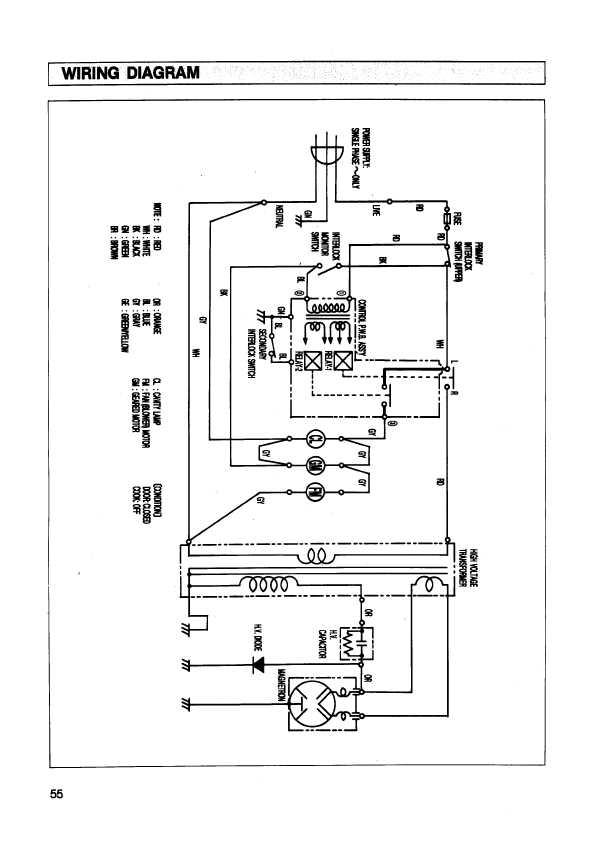 Сервисная инструкция Daewoo KOR-610P ― Manual-Shop.ru