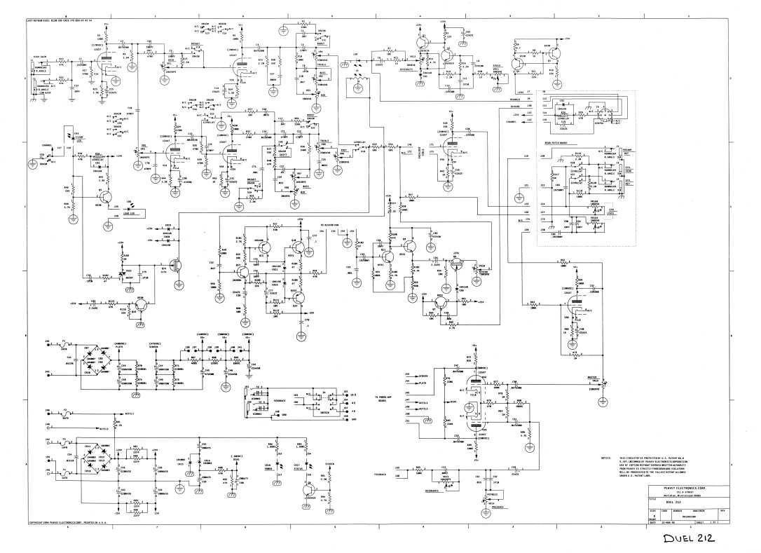 hight resolution of peavey 212 wiring diagram pro circuit connection diagram u2022 kikker 5150 engine swap kikker 5150