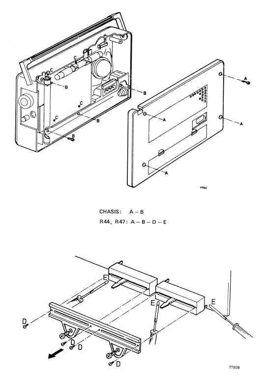 Сервисная инструкция Philips 90AL765 ― Manual-Shop.ru