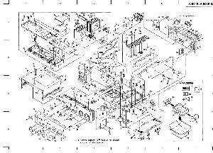 Сервисная инструкция Pioneer A-604R ― Manual-Shop.ru