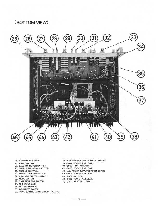 Сервисная инструкция Rotel RA-1412 ― Manual-Shop.ru