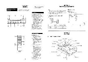 Сервисная инструкция Sony TA-F435R, TA-F535R ― Manual-Shop.ru
