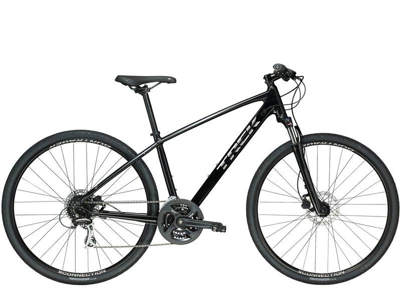 Trek Dual Sport 2 2020 (Black) from Manual Bikes
