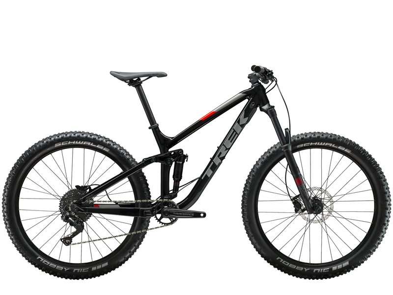 Trek Fuel EX 5 Plus 2019 from Manual Bikes