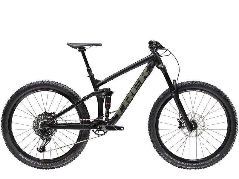 Trek Remedy 8 27.5 2020 (Black) from Manual Bikes