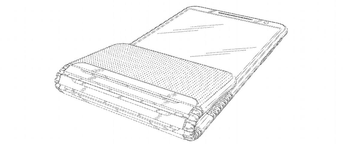 Lenovo registra patente de celular flip dobrável em dois