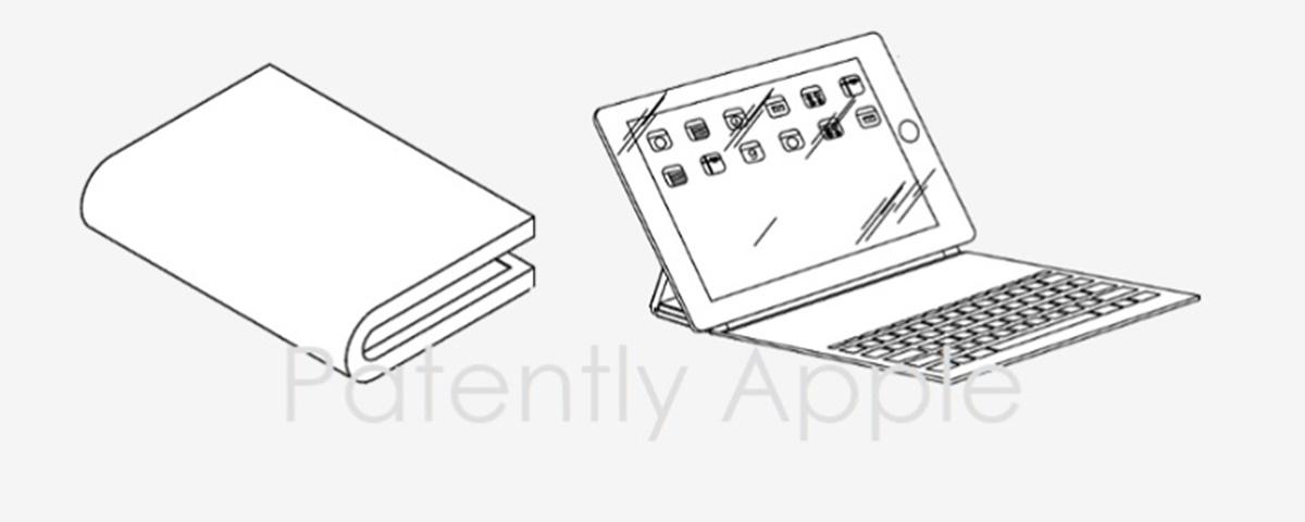 Patente da Apple mostra possível visual de smartphone ou