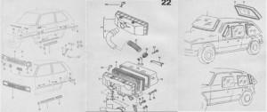Manual de Reparacion Vw Caribe Atlantic Motor 1500 y 1600