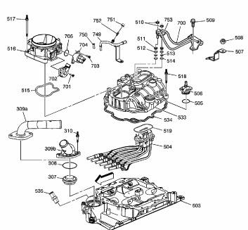 Chevrolet Astro Van 2001 Manual De Reparacion y Taller