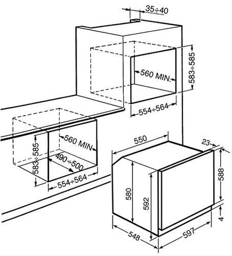 Manuale Smeg SF395X (56 pagine)