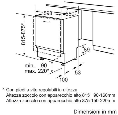 Manuale Bosch SMV50M40EU (32 pagine)
