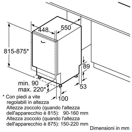 Manuale Bosch SPV40E20EU (28 pagine)