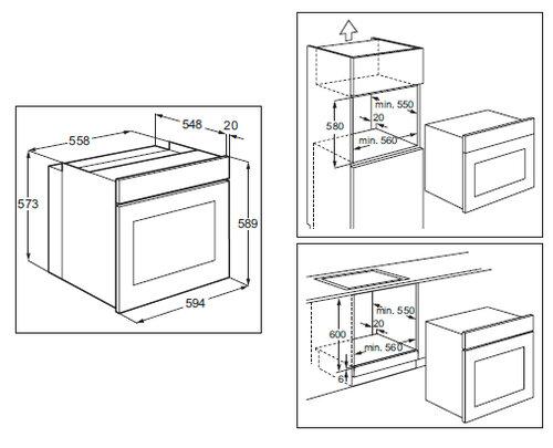 Manuale Rex FR63X (24 pagine)