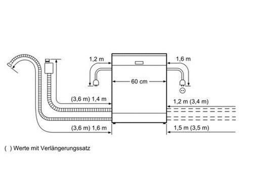 Manuale Bosch SBE65N00EU (46 pagine)