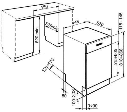 Manuale Smeg PL4107X (36 pagine)