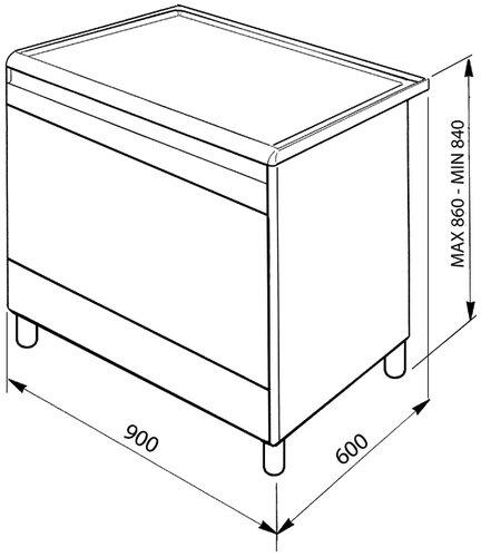 Manuale Smeg SX91GVE (27 pagine)
