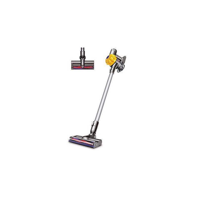 Manuale Dyson V6 Cord-Free Extra (68 pagine)