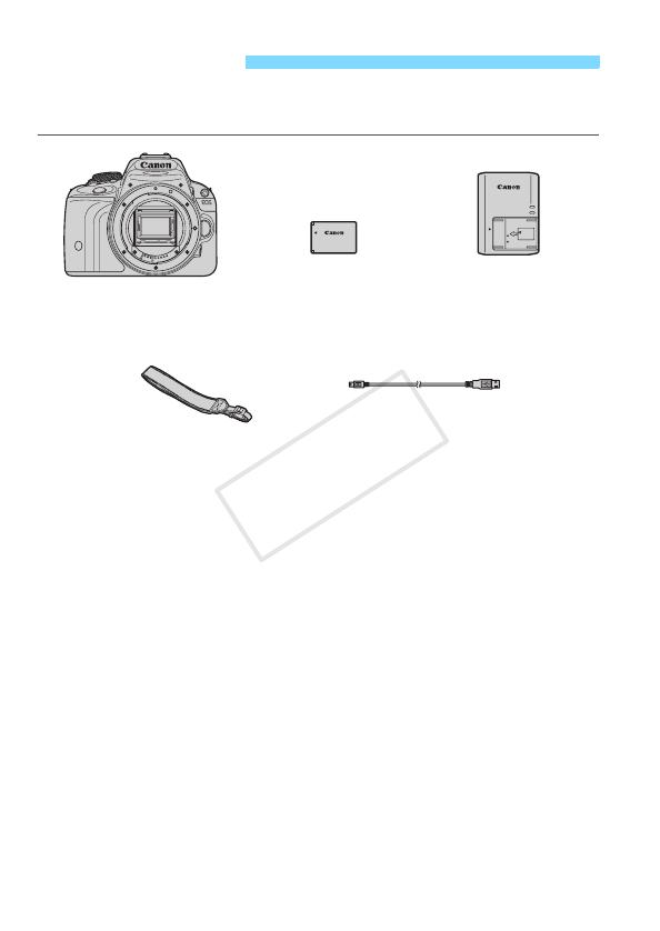 Manuale Canon EOS 100D (388 pagine)
