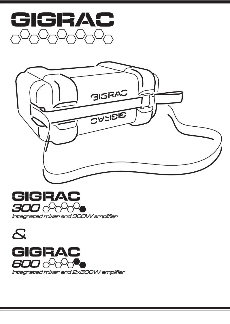 Manuale Soundcraft Gicrac 600 (40 pagine)