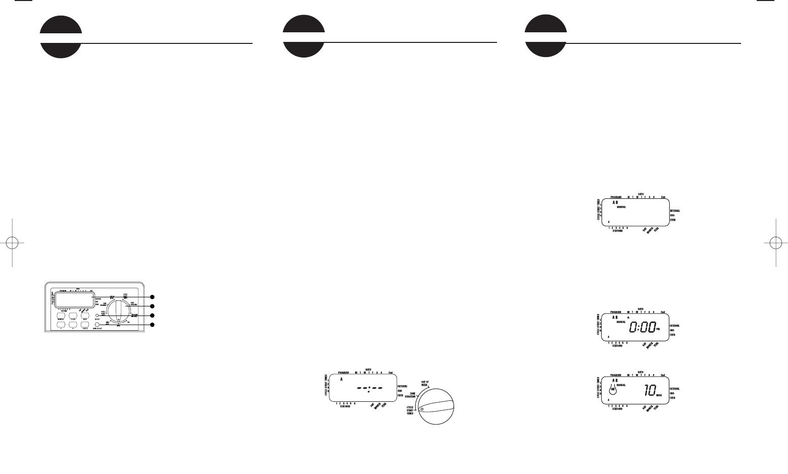 Manuale Orbit WaterMaster 94126 (6 pagine)