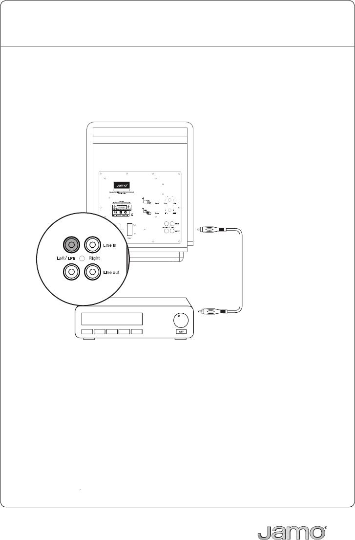 Manuale Jamo SUB 360 (19 pagine)