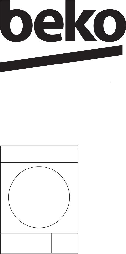 Manuale Beko DPY 8507 GXB1 (64 pagine)