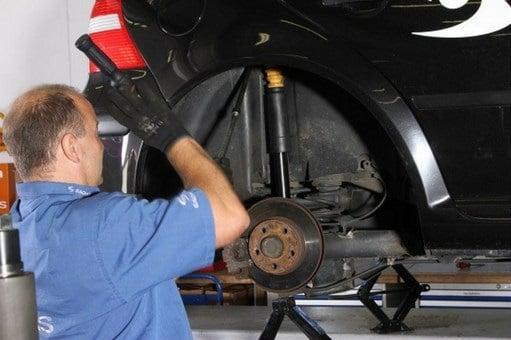 Manual Ford Ford Scorpio Cambio de Amortiguadores