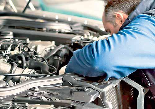 Manual Ford Ford Scorpio Reparación del Motor