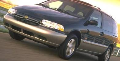 Manual Ford Villager 1999