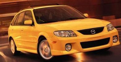 Manual Mazda Protege 5