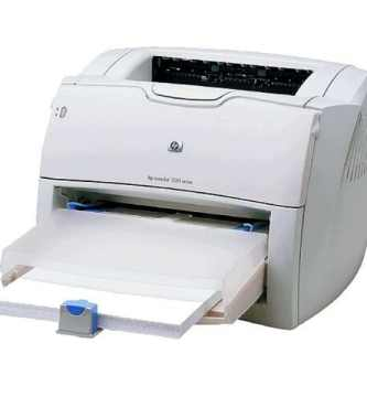 Manual Hp LaserJet 1000