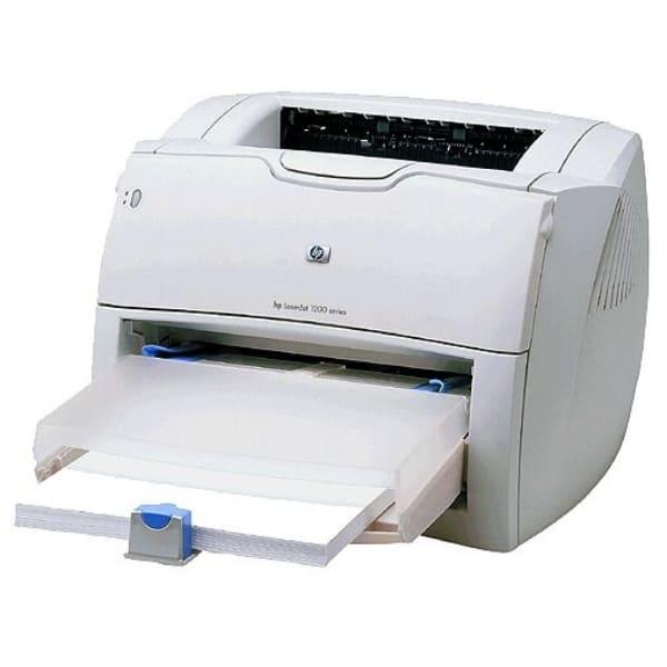 Manual Hp LaserJet 1200