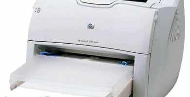 Manual Hp LaserJet 1200