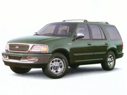 Manual Ford Expedition 1997 Reparación y Servicio