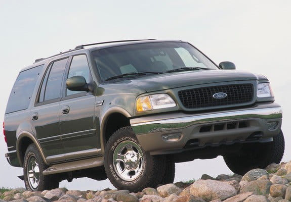 Manual Ford Expedition 1999 Reparación y Servicio
