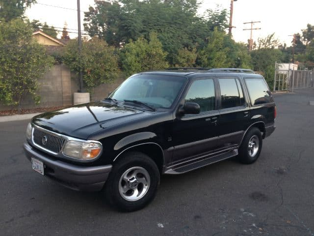 Manual Ford Mountaineer 1997 Reparación y Servicio