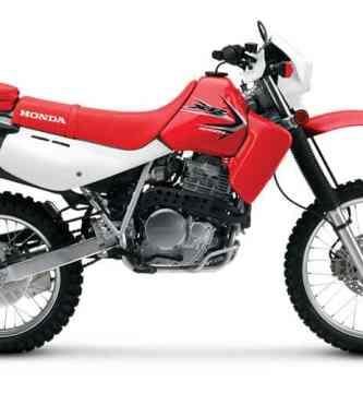 Manual Moto Honda XR 650 Reparación y Servicio