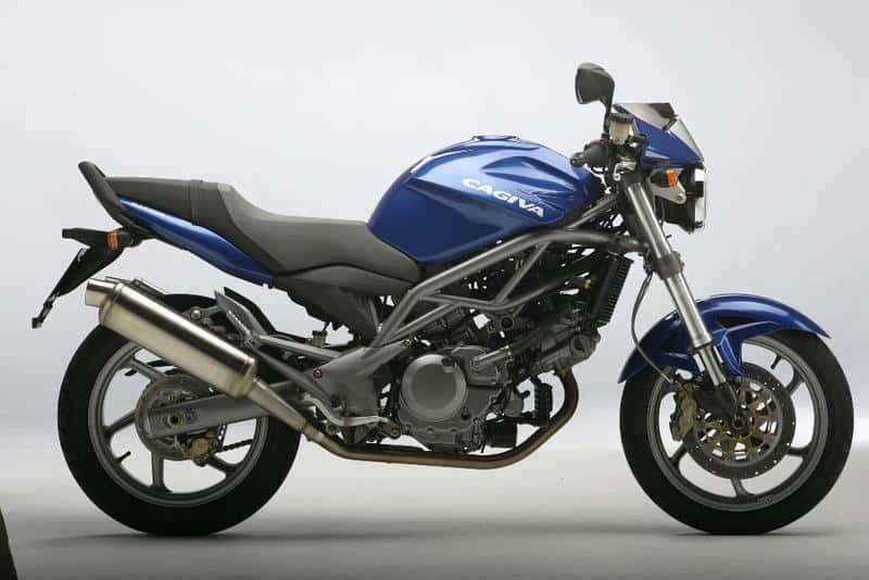 Manual Moto Cagiva Raptor 650 Reparacion y Servicio