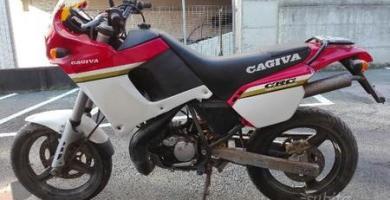 Manual Moto Cagiva Supercity 50 Reparacion y Servicio