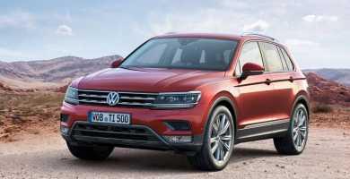 Manual Volkswagen Tiguan 2017 Reparación