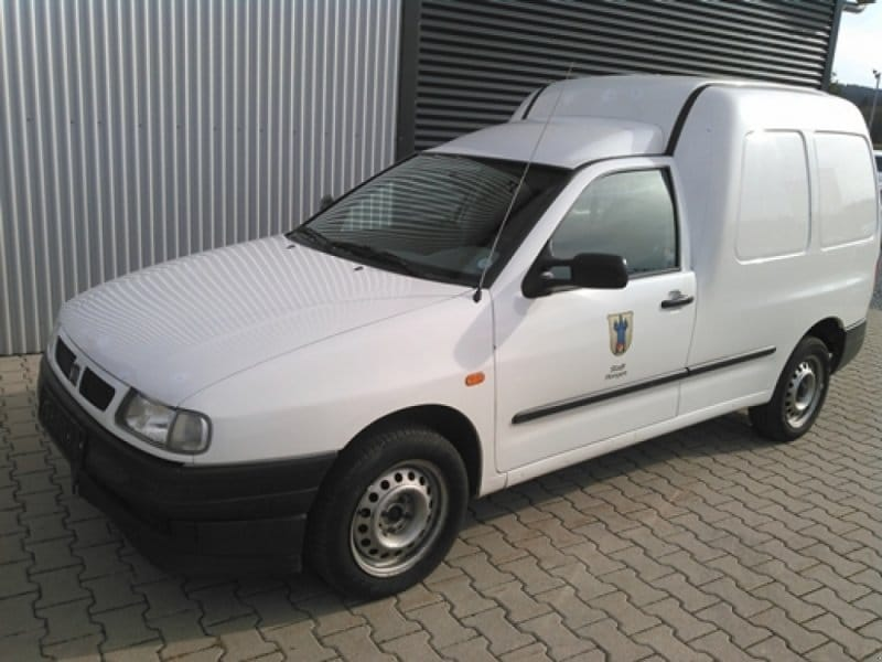 Manual Volkswagen Caddy 2001 Reparación