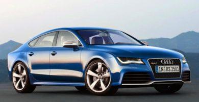 Manual Audi RS7 2010 Reparación y Servicio