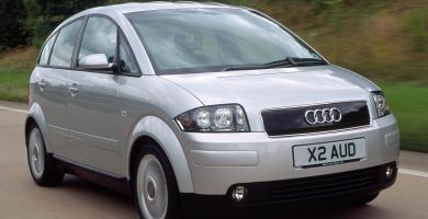 Manual Audi A2 2000 Reparación y Servicio